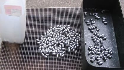 Wrinkles in Casted Bullets
