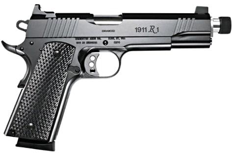 1911 remington handgun
