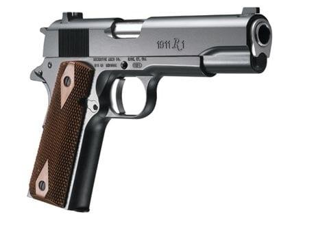 remington 1911 r1 pistol