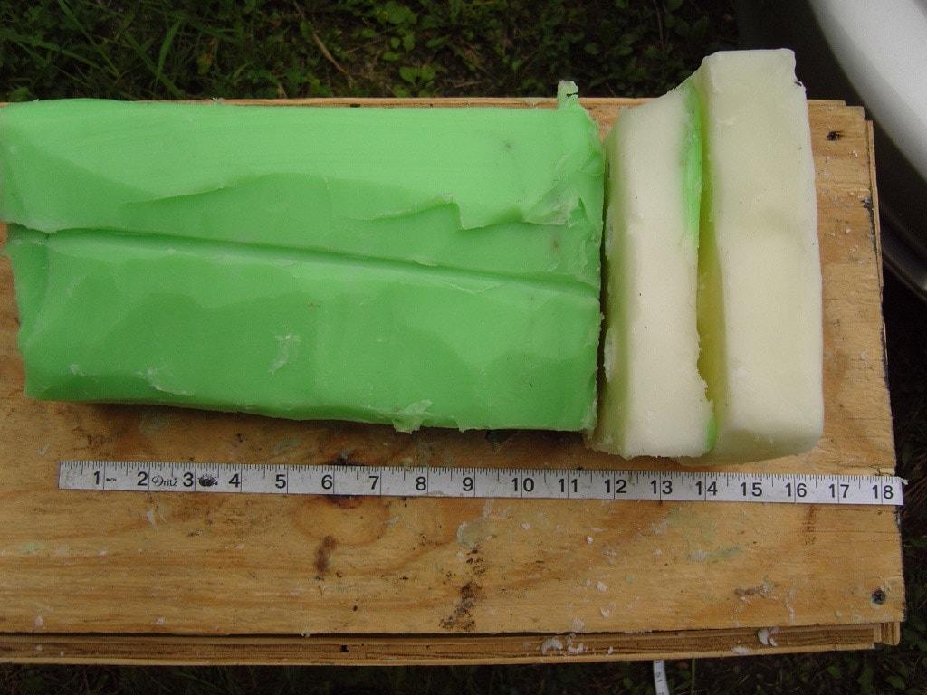ballistic wax
