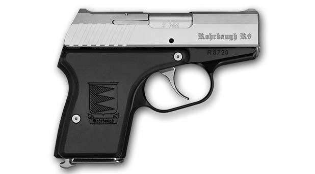 Rohrbaugh R380