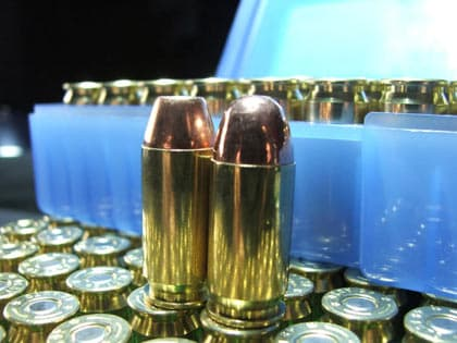The .460 Rowland has more stopping power than the .45 ACP.