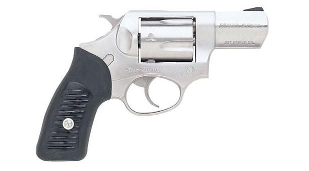 Ruger SP101 .357.