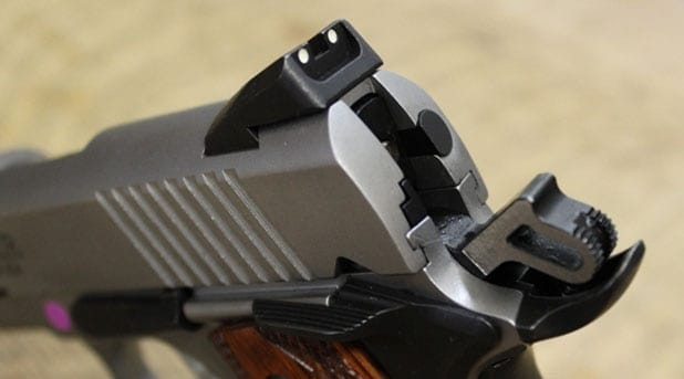 SR 1911 Rear Sight