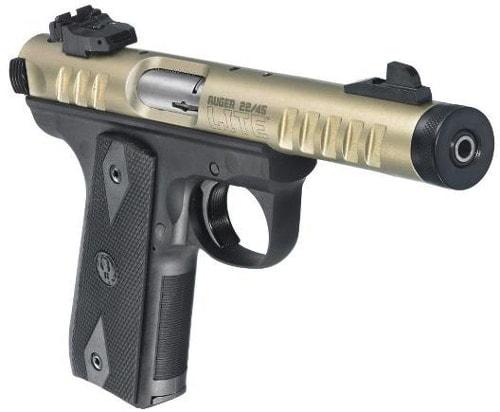 ruger 22/45 lite pistol