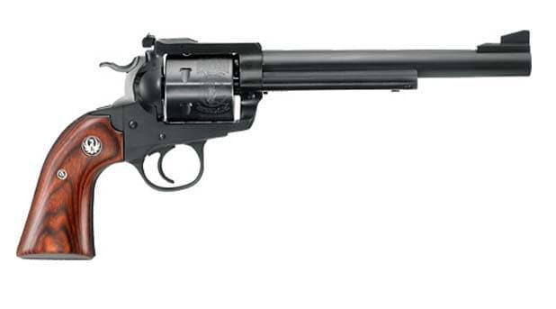 ruger Bisley Single-Action Revolver