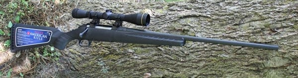 Leupold VX Scope on Ruger's American Rifle