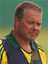 Austrailan Olympic trap shooter Russell Mark