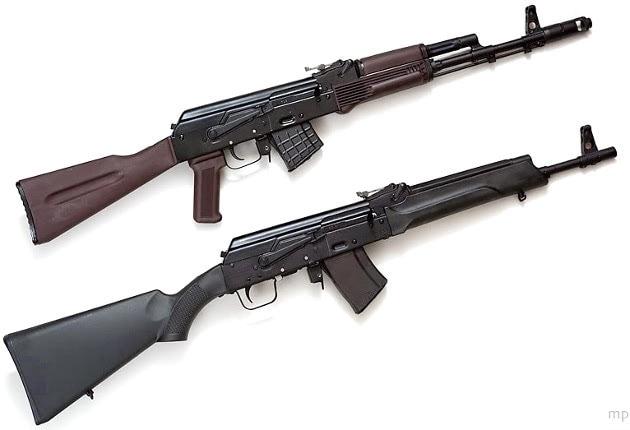 Russia Izhmash rifles