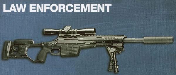 Sako's New Tactical Modular Multi-Caliber Sniper Rifle