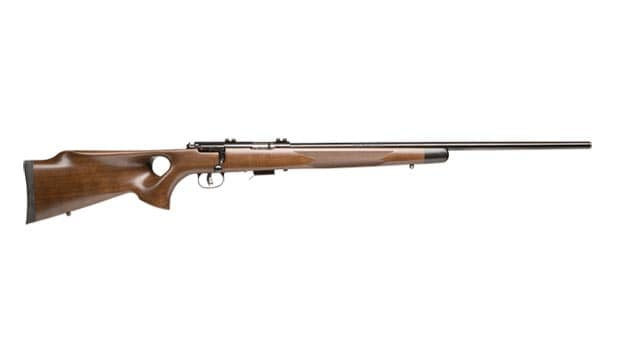 Savage 93R17 Classic T bolt action rifle
