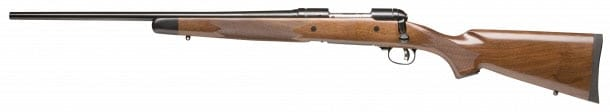 The Savage Model 14/114 Left handed
