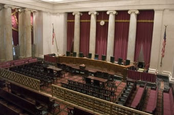 council chamber