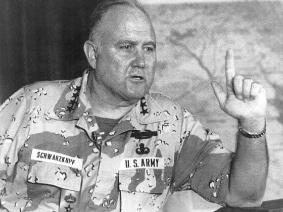 Gen. Norman Schwarzkopf