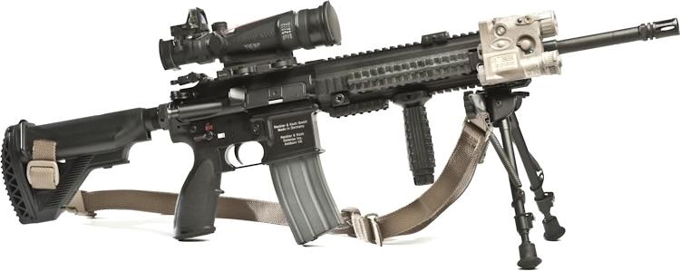 HK416/M27 IAR