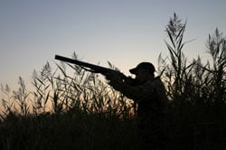 Hunting accidents and what to do if you're shot at.