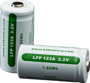 rechargeable cr123a batteries