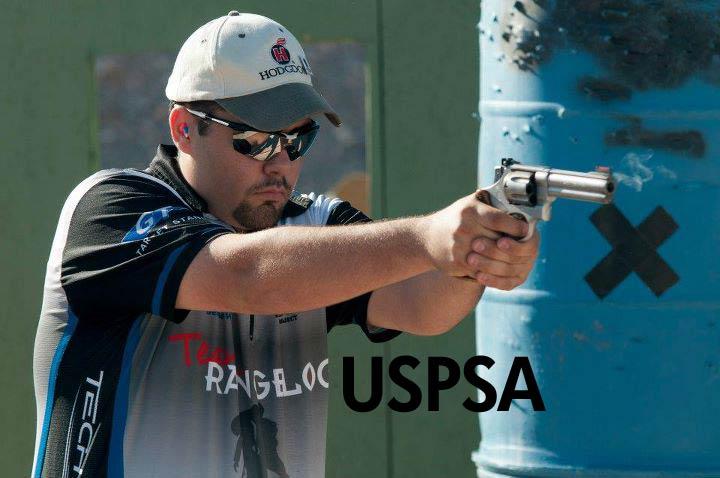 USPSA handgun shooting Competitive pistol shooting idpa