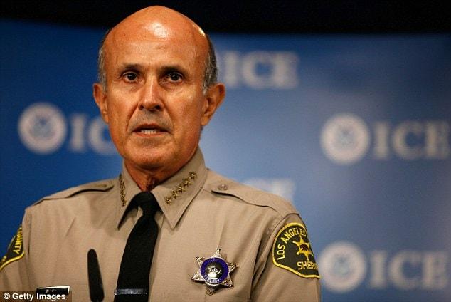 LA County Sheriff Lee Baca