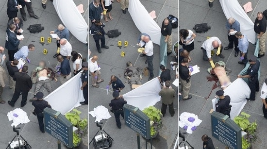 empire state building shooting aftermath