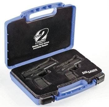 SIG Sauer P250 Modular Pistol 9mm .45 ACP .40 S&W .380 ACP Full Size Compact Subcompact