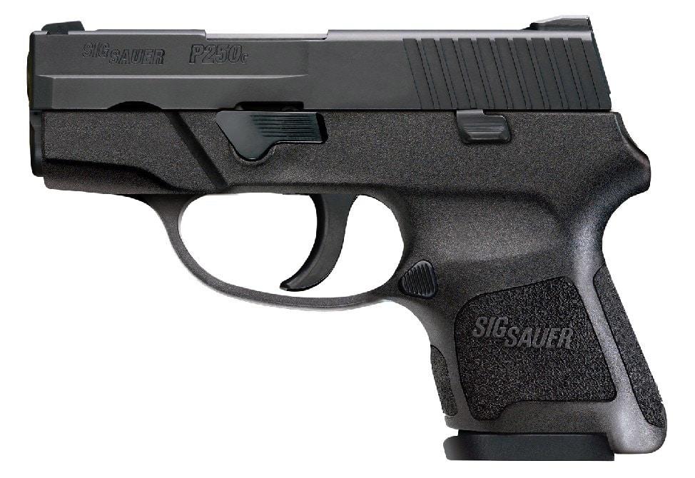 compact sig p250