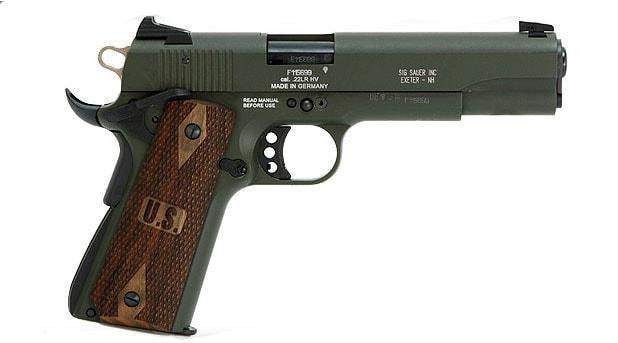 1911 .22 LR
