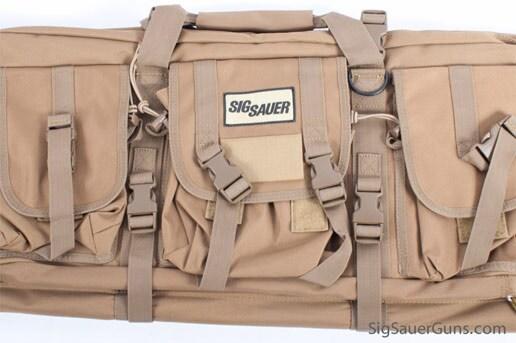 tan Sig Sauer Bag
