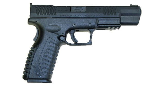 springfield armory xdm competiton series pistol on sale