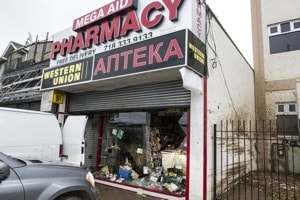 Mega Aid Pharmacy