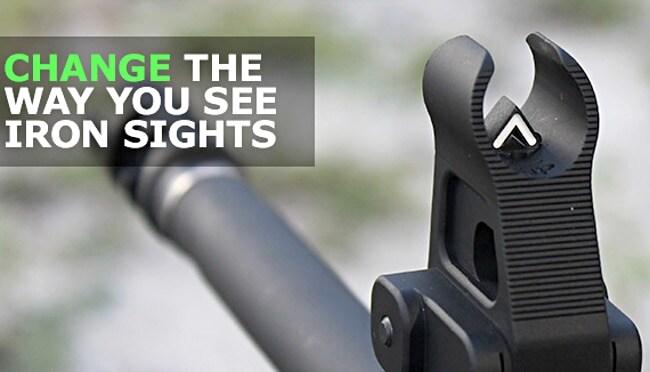 Blitzkrieg Components AR-15 Chevron Front Sight Post