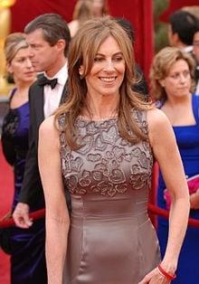 Kathryn Bigelow on red carpet