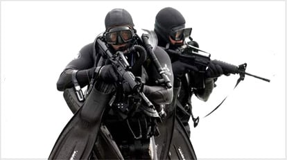 The US Special Forces and their Guns and Gear (or at least