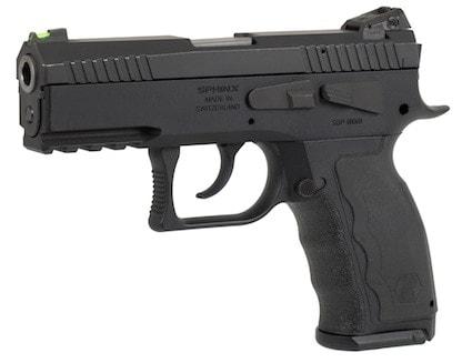 black sphinx handgun