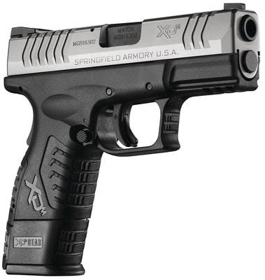 springfield armory xdm handgun