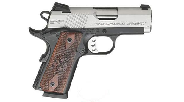 springfield armory emp handgun