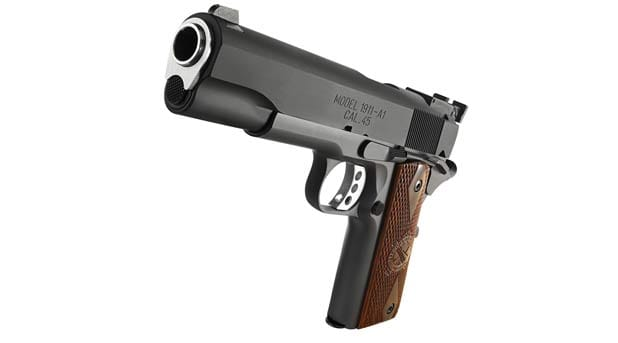 Gun Profile - The Springfield 1911 Range Officer :: Guns com