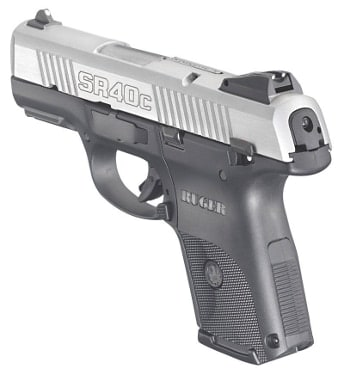 Video: Ruger's New Compact  40 S&W, the SR40c - Guns com