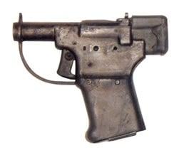 Stinger 9mm Liberator WWII Shooting Derringer GMC FP-45 General Motors