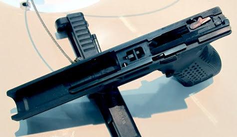 The single-piece rail block