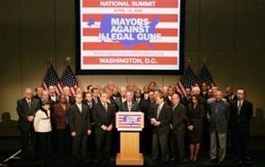 mayors against illegal guns Summit