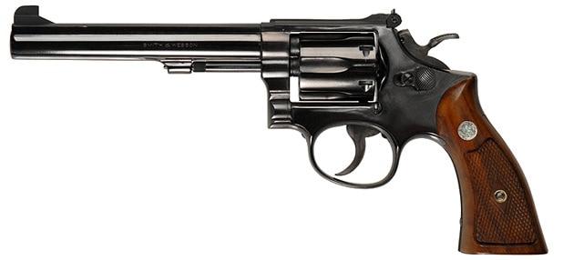 Smith & Wesson S&W Model 14 Revolver .38 Special