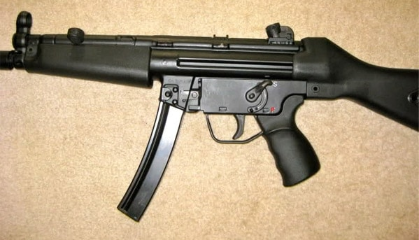 Special Weapons MP5
