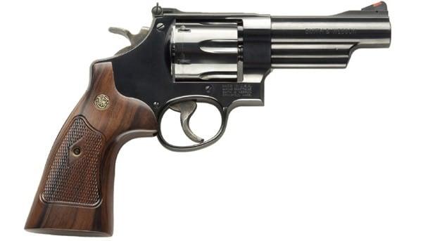 S&W Model 57 Revolver .41 Magnum