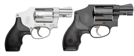 Smith & Wesson 642 (and 442)