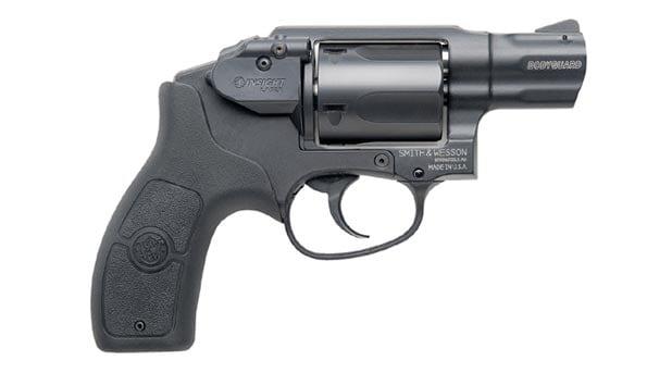 Smith & Wesson Bodyguard 38