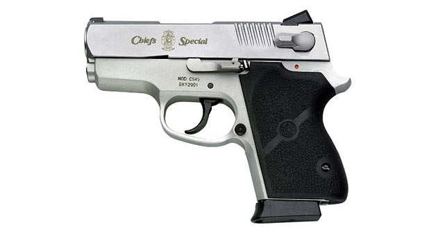 smith and wesson chiefs special