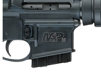 Smith & Wesson Military & Police 15 AR Bullet Button