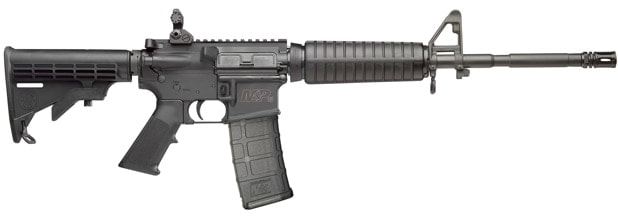 Smith & Wesson Military & Police 15 AR