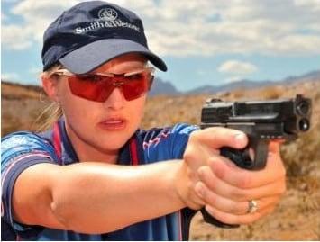 Smith & Wesson Julie Golob
